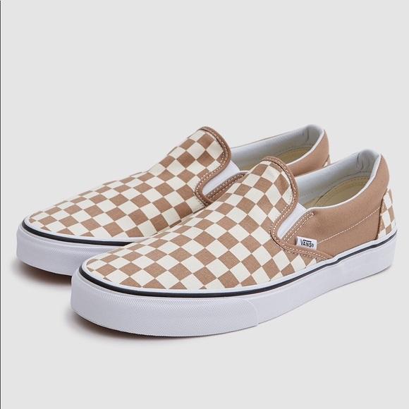 Vans Shoes | Vans Checkerboard Slipon